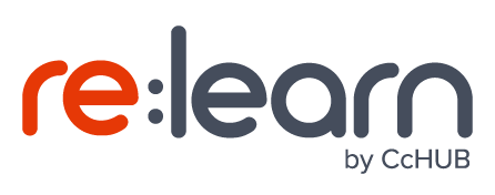 re:learn logo